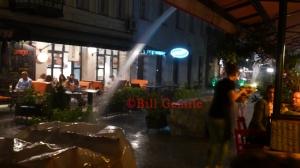 Tbilisi Rain